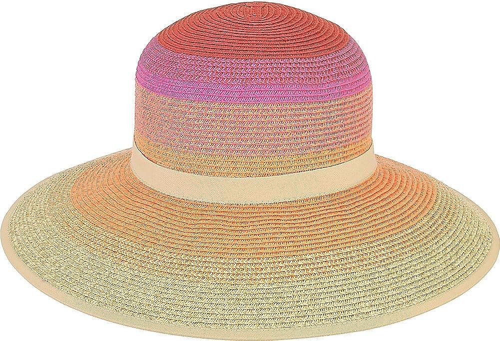 Sun 'N' Sand Backless Hat (A-Orange)