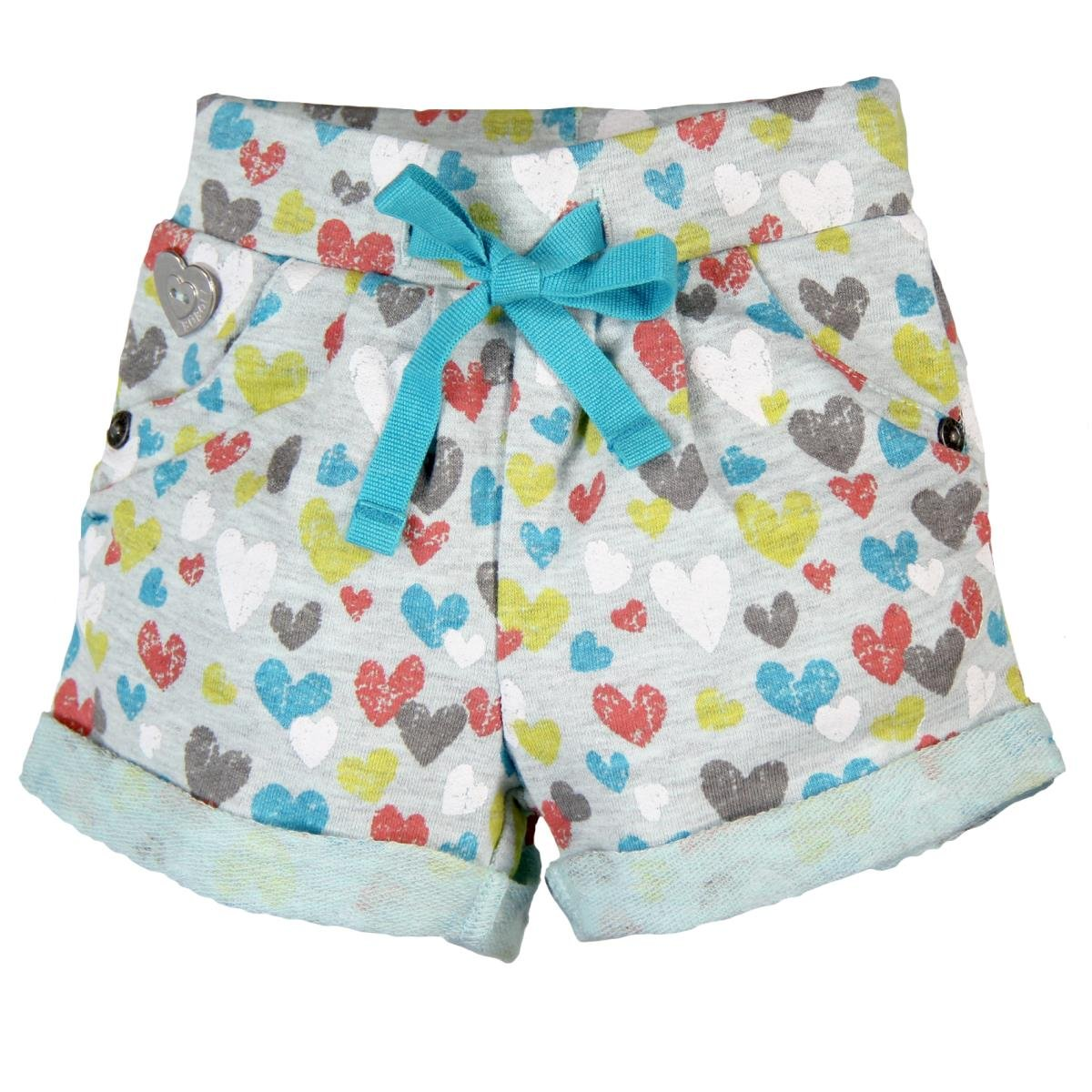 boboli Baby Girls' Fleece Shorts Multicolour (Print) 18-24 Months Bóboli 223074