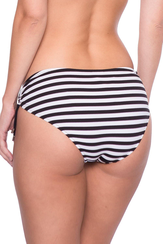 Lidea Bikini-Slip mit Kordeln