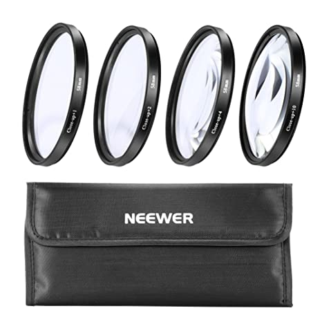 Neewer Optique Ensemble D objectif (58mm)  Amazon.fr  Jardin d8aa5d2d9054