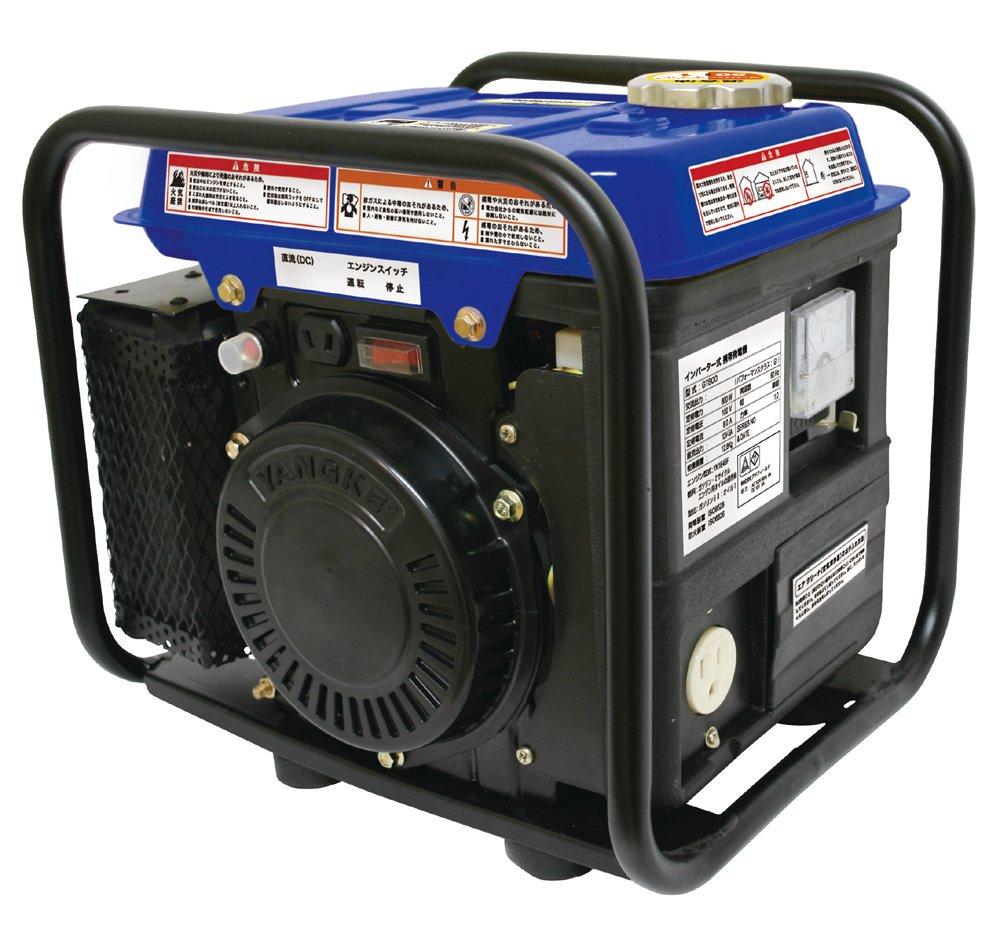 インバーター発電機(防音型) IEG1600M-Y