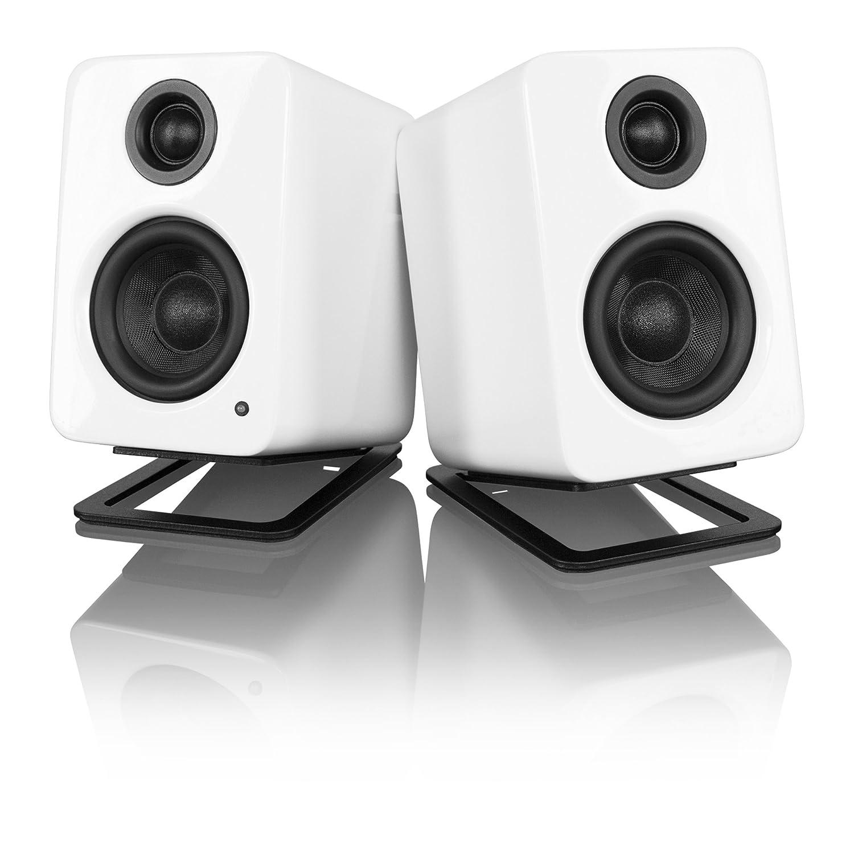 Kanto S2 Desktop Speaker Stands Black Amazonca Electronics