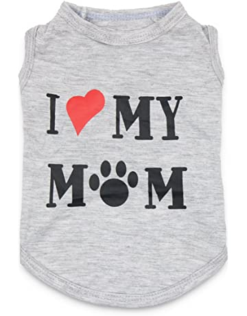 53bf55e58420 DroolingDog Dog Clothes Small Dog Shirts Puppy T Shirt for Small Dogs