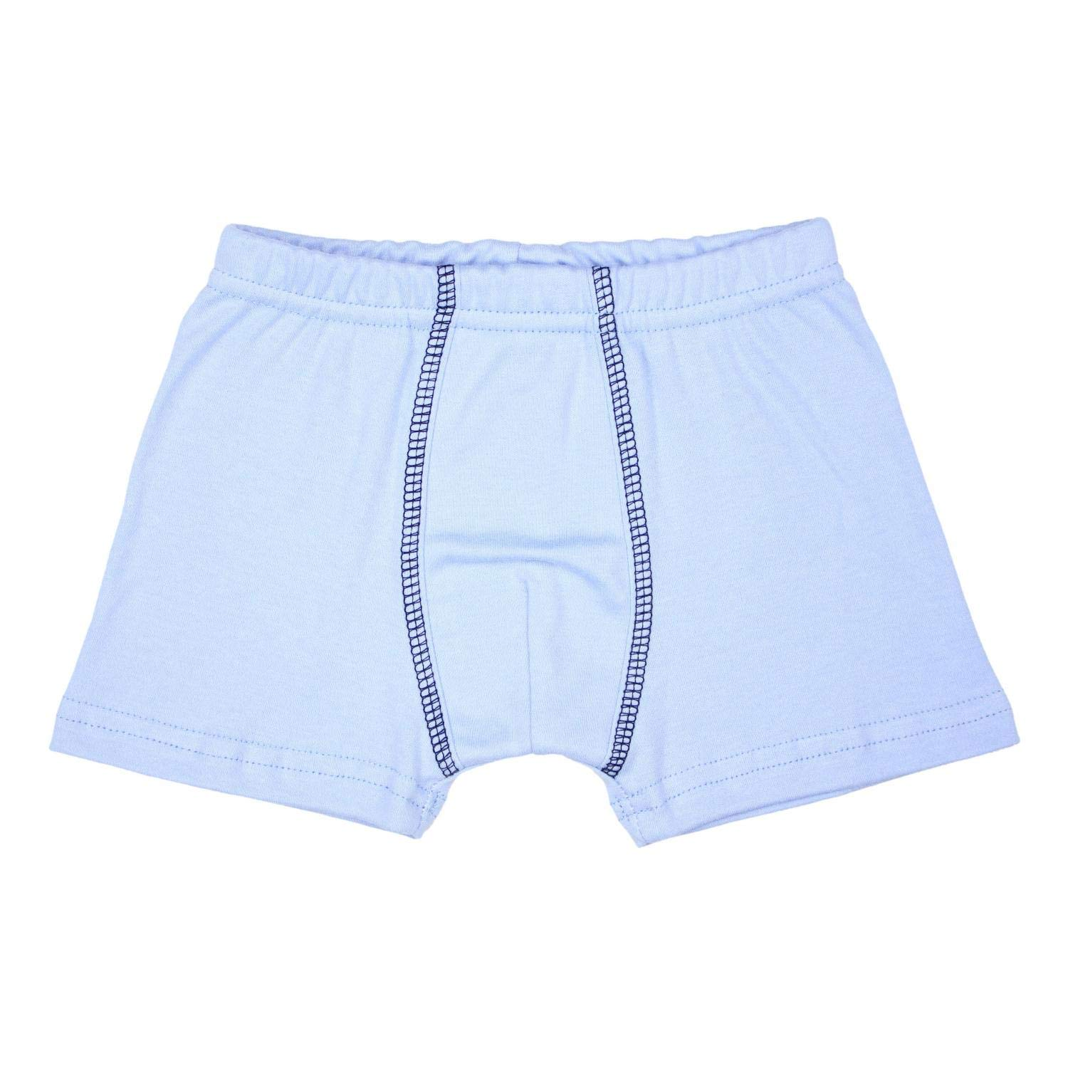 TupTam Boys Briefs or Boxers Plain Printed Pack of 6