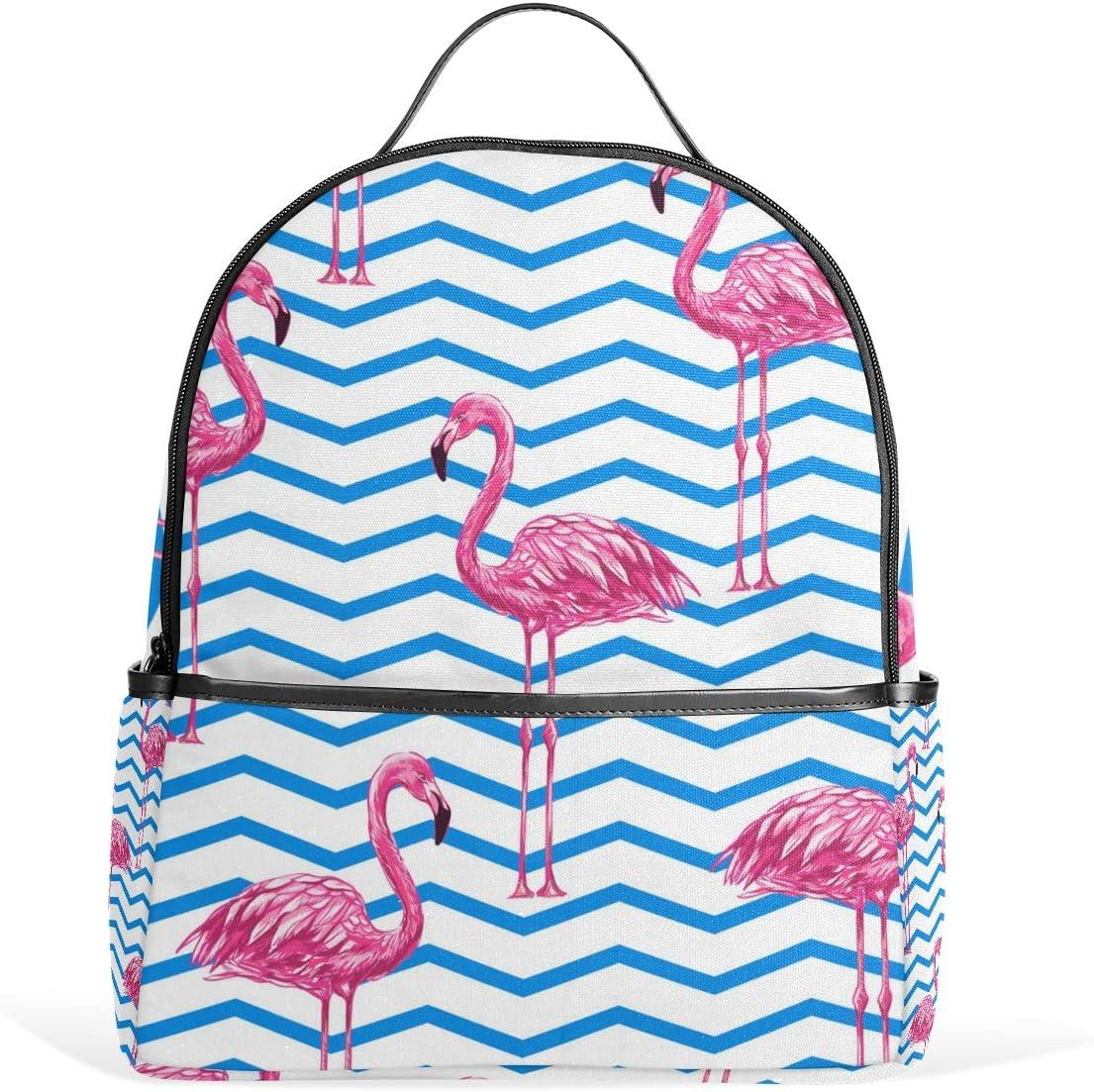 Backpack Rucksack Travel Daypack Colorful Circle Book Bag Casual Travel Waterproof