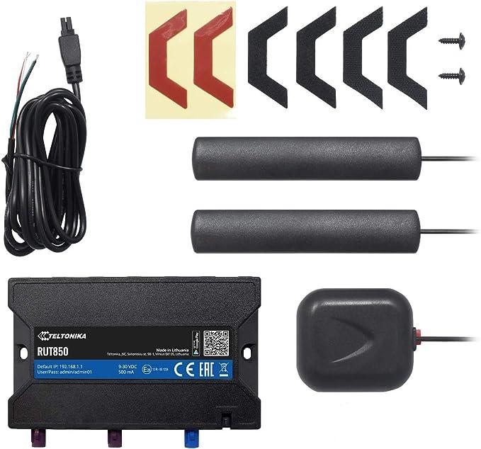 Teltonika RUT850 Automotive LTE Router