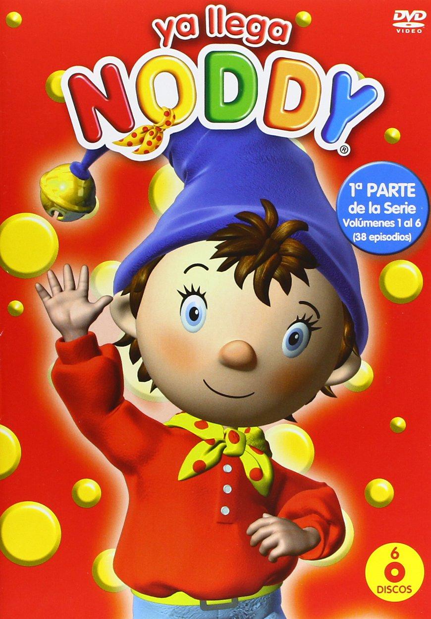Amazon.com: Ya Llega Noddy - Primera Parte De La Serie - Volumenes 1 Al 6 (Import Movie) (European Format - Zone 2) (20: Movies & TV