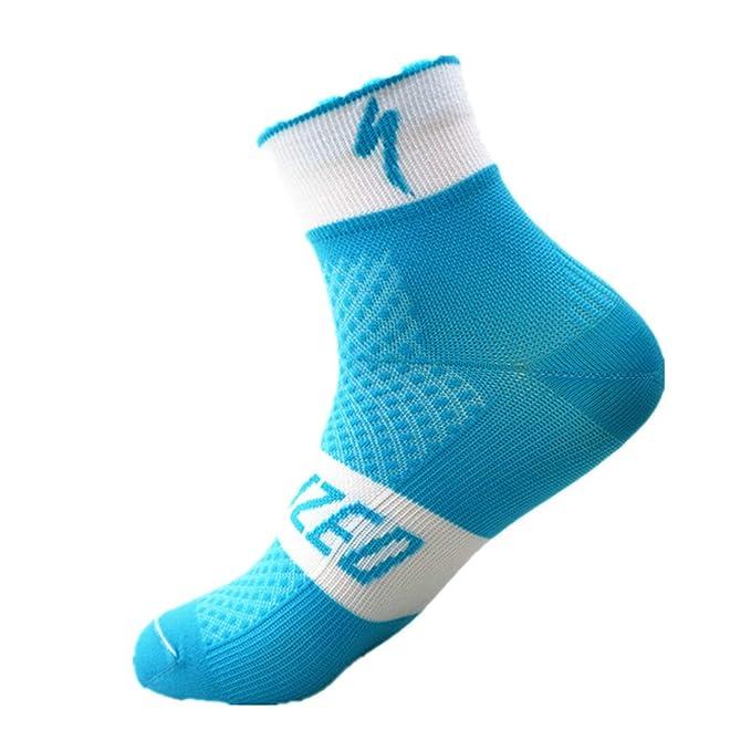 Beydodo 1 Par Calcetines Mujer Hombre Calcetines Baloncesto Calcetines Running Calcetines Deporte Calcetines de Bicicleta Calcetines Azul: Amazon.es: Ropa y ...