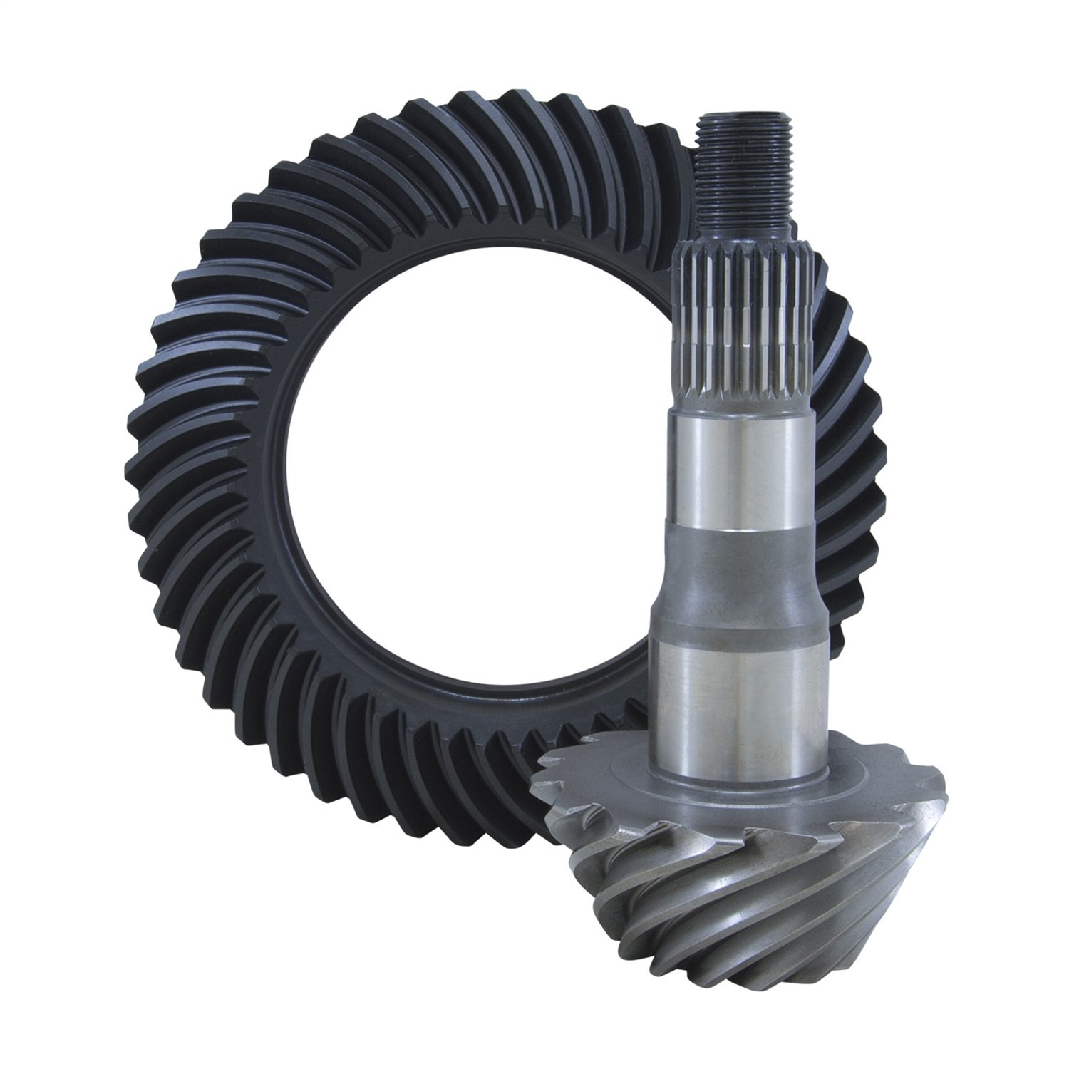 Yukon Gear YG NM205R-411R Ring & Pinion Gear Set for Nissan M205 Front Differential, 4.11 Ratio