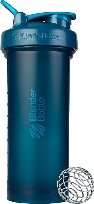 BlenderBottle C04437 Classic V2 Shaker Bottle, 45-Ounce, Ocean Blue