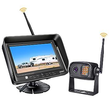 Digital kabellos Rückfahrkamera funk set , IP69K: Amazon.de: Elektronik