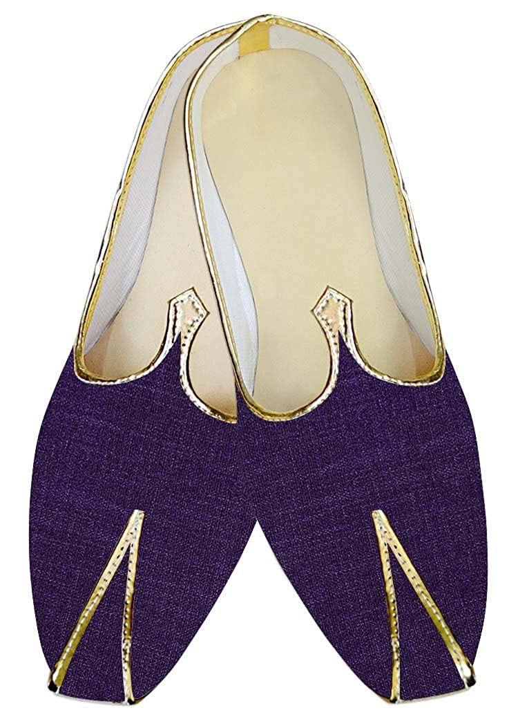 INMONARCH Mens Indian Bridal/Shoes Regency Wedding Shoes Handmade Shoes MJ013260