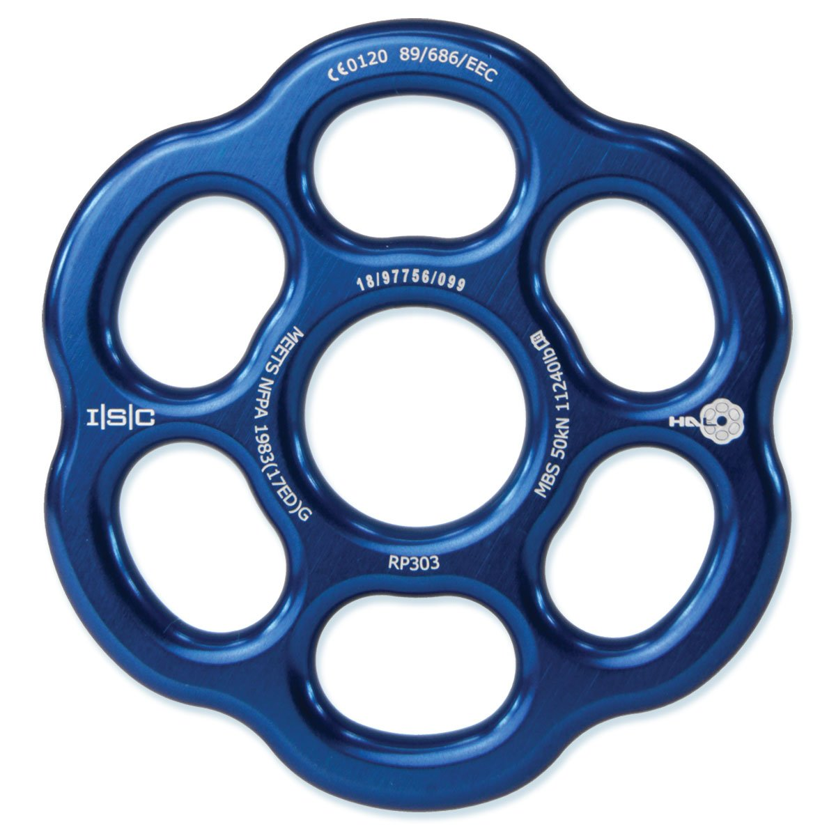 ISC Halo Rigging Plate - Medium - 50 kN by ISC