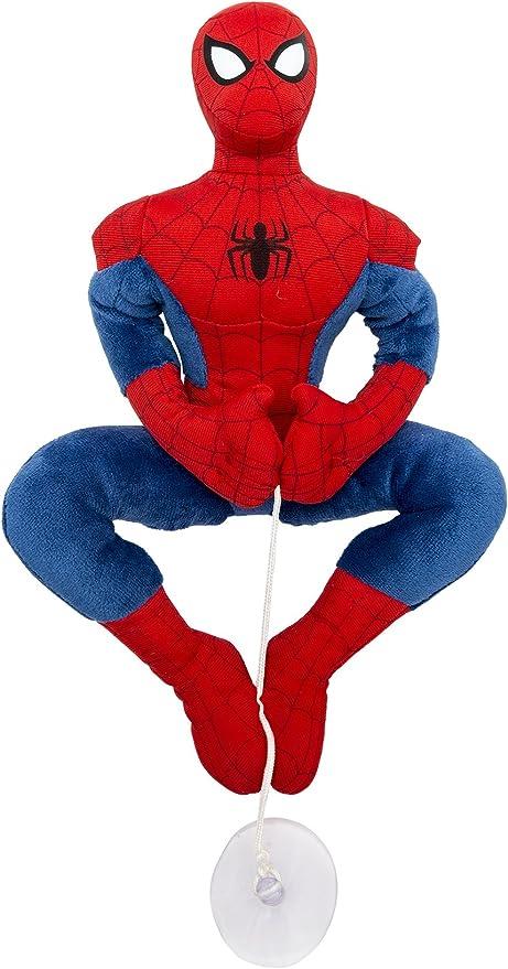 Marvel Spiderman Plüsch Steg 25 cm: : Spielzeug