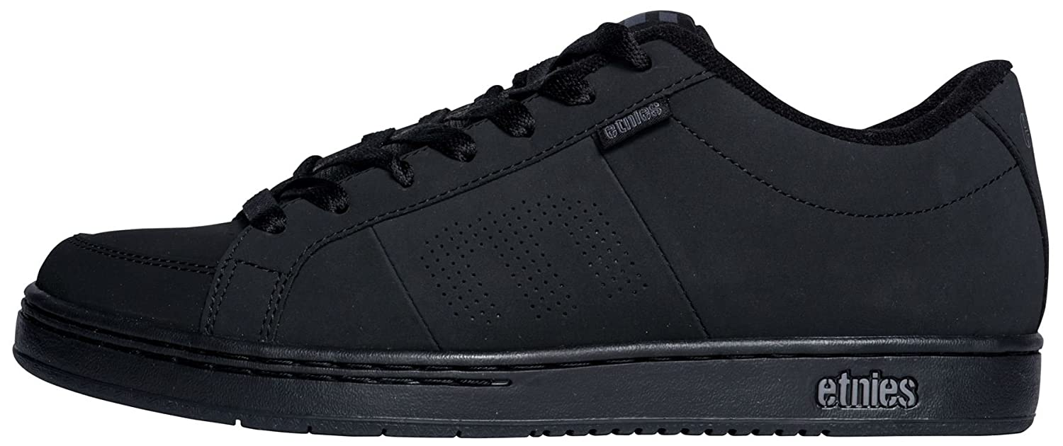 0be6b57461c16 Amazon.com: Etnies Kingpin Mens Skate Shoes Trainers Black EUR 42 ...