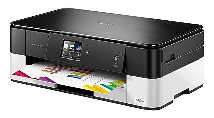 Brother DCP-J4120DW - Impresora multifunción de tinta profesional (WiFi, A3, impresión automática a doble cara A4)