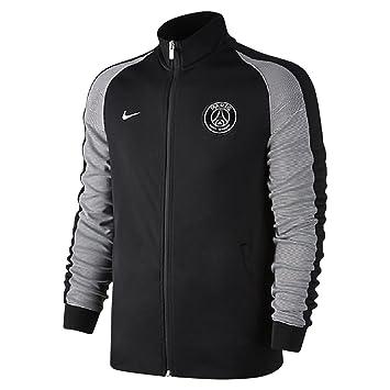 Nike Kinder Paris Saint-Germain Y Sportswear N98 Track Jacket Authentic  Training Jacke, Schwarz