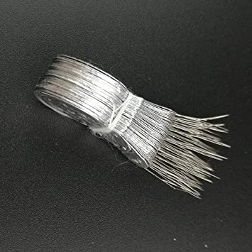 For Hand /& Machine Sewing Bow Wire Needle Threader