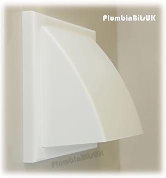 bagno e cucina estrattore ventola da parete con cappuccio terminale griglia di ventilazione per 4 quot