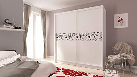 Camera Da Letto Moderna Marrone : Sarah c porte floreale fiori fiorito modello camera da letto