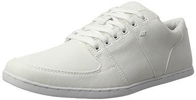 Boxfresh Herren Spencer Sh CNVS WHT Sneaker