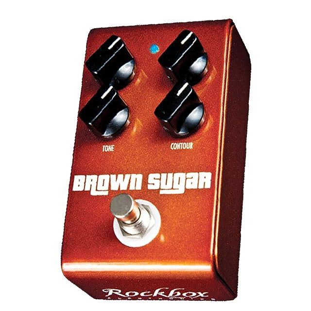 エフェクター画像 Rockbox Brown Sugar