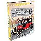 Costruisci l'automobile 3D. La storia delle automobili. Viaggia, conosci, esplora. Ediz. a colori. Con Gioco