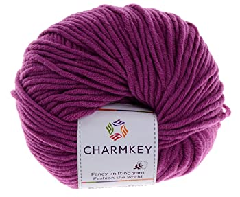 Charmkey Baby Cotton Yarn
