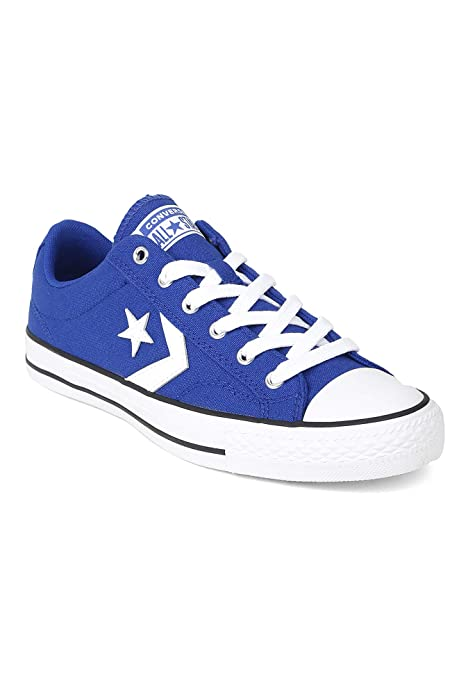 Converse Star Player Low Top Unisex Erwachsene Blau