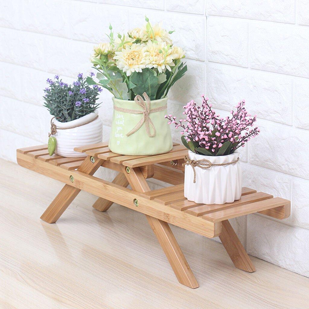 al prezzo più basso JU FU Supporto per fiori in legno massello massello massello adatto per soggiorno    disponibile