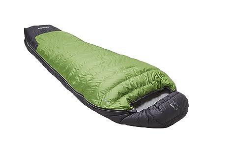 Nordisk Celsius +4° Saco de Dormir, Verde, XL