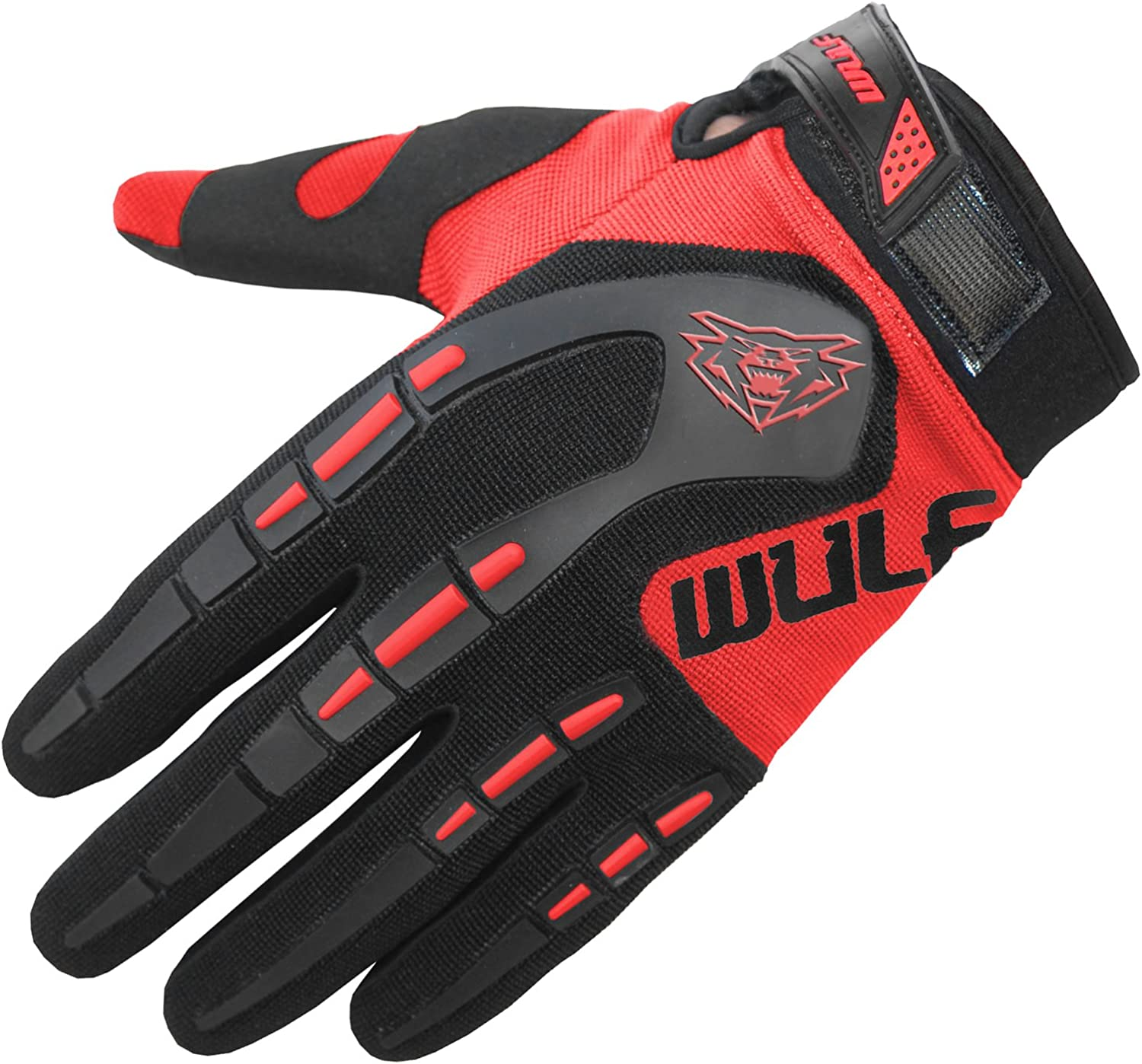 Wulf Attack Cub Motocross Gloves