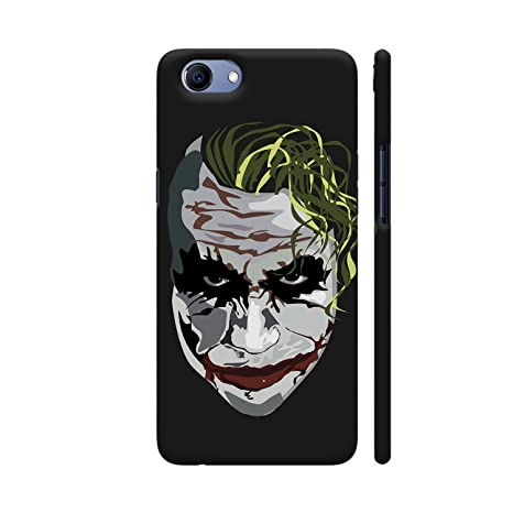 huge selection of 02120 11e3e Colorpur The Joker Printed Back Case Cover for Realme 1: Amazon.in ...