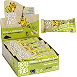 Don't Go Nuts Nut-Free Organic Snack Bars, Gorilla Power, Chocolate Chip Granola, 1.58 Ounce Bars, 12 Count