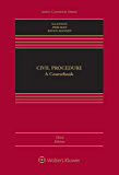 Civil Procedure: A Coursebook (Aspen Casebook Series)