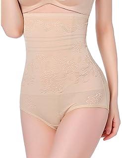 50a4d03154632 MyTeng Women s High-Waist Shapewear Seamless Tummy Control Body ...