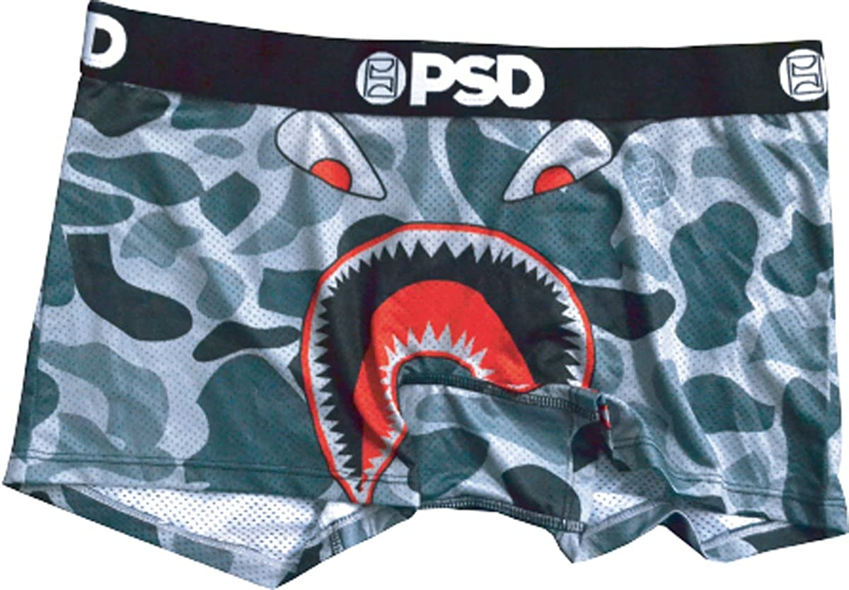 PSD Underwear Womens Money Diamond Boy Short Moisture Wicking FREE SHIP