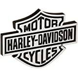 Chroma 9107 Harley-Davidson Injection Molded Emblem Decal