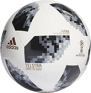 Adidas FIFA Mondiali Jumbo Calcio, White/Black/silvmt, One Size ADIL0|#adidas CG1567