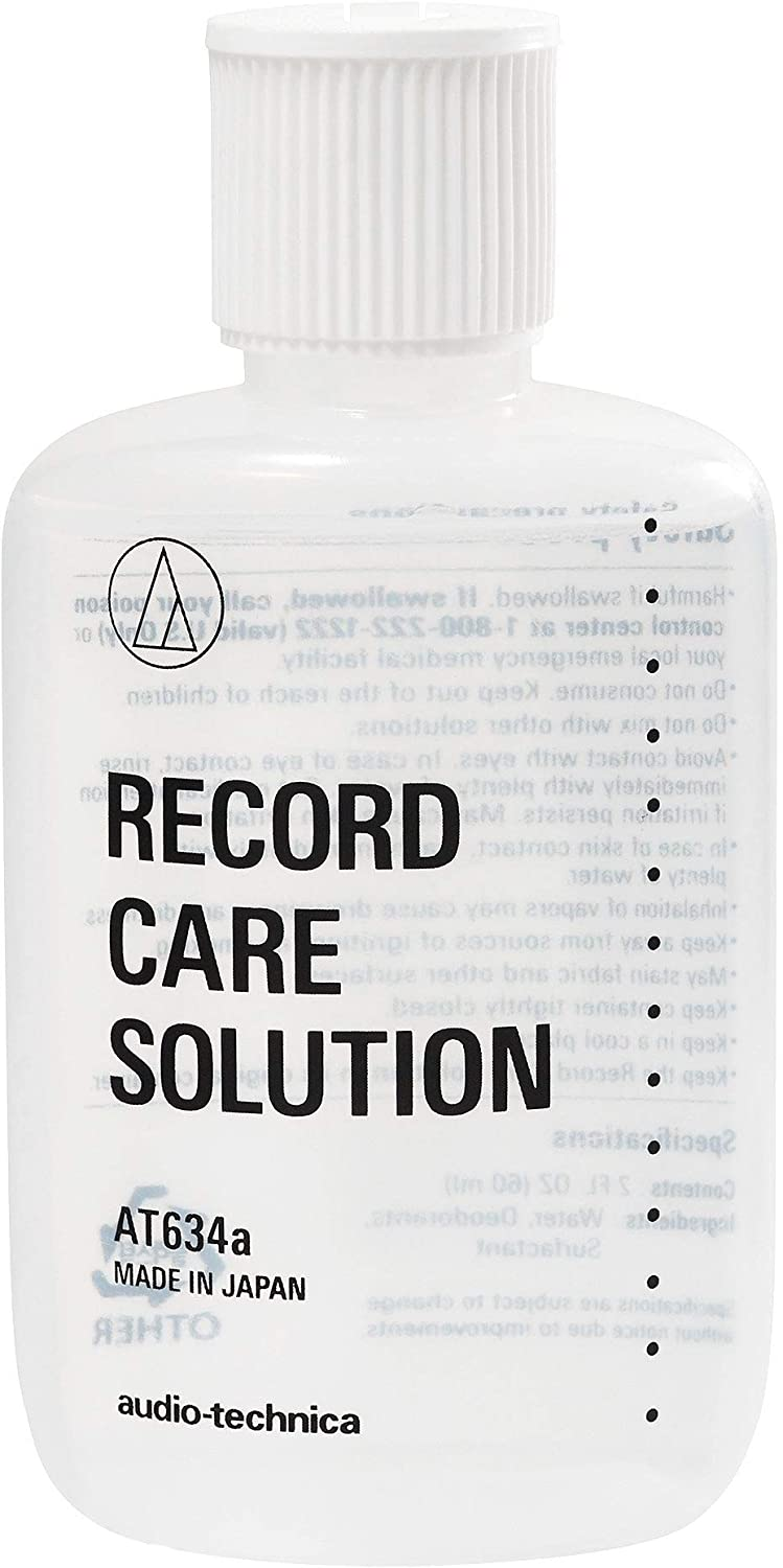 Audio-Technica AT634a Record Care Solution