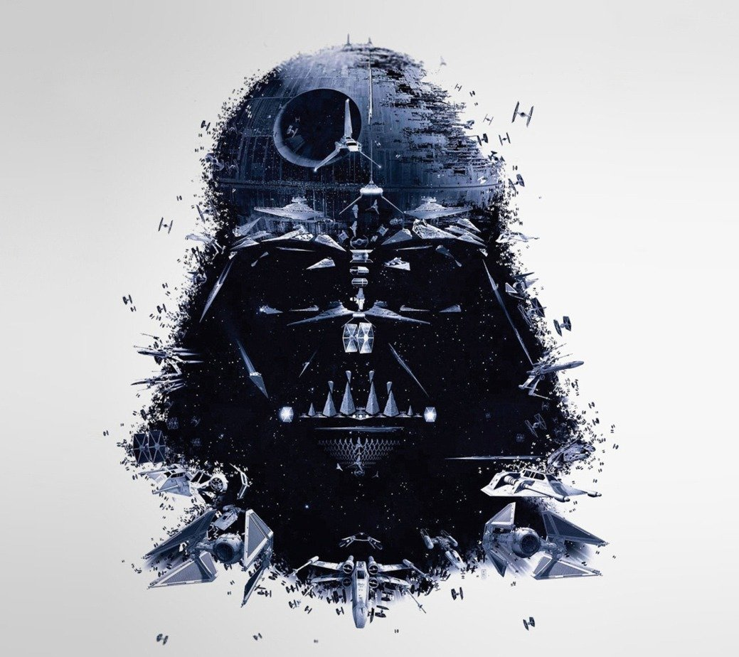 Amazon Darth Vader Poster 28 Inch X 24 16 13 Posters Prints