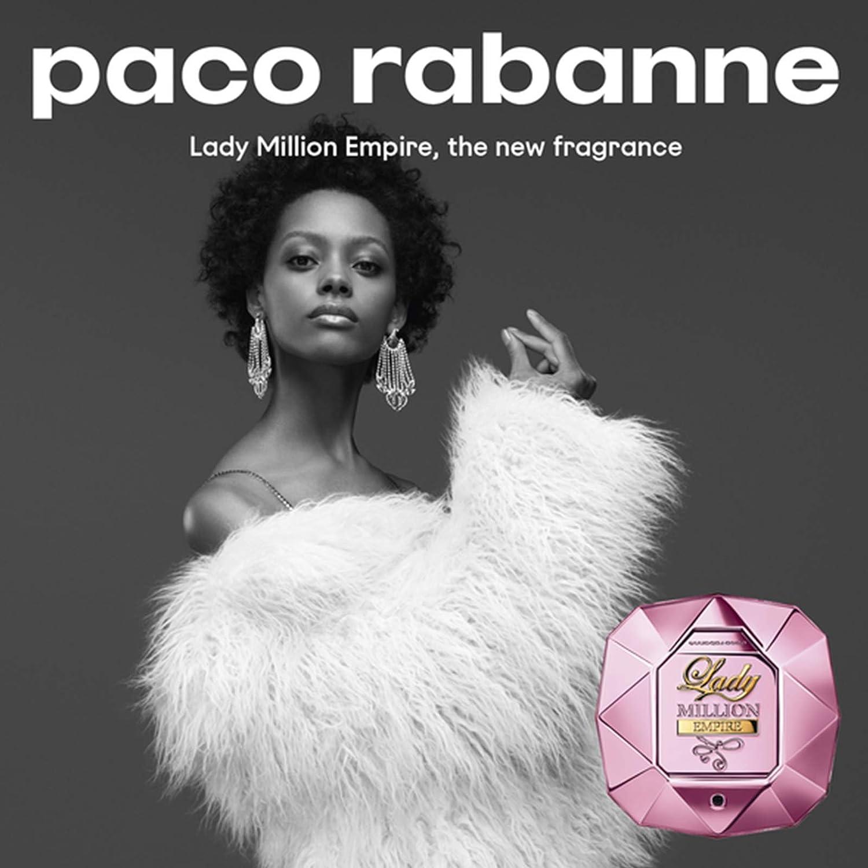Paco Rabanne Lady Millon Empire EPV, 50 ml: Amazon.es