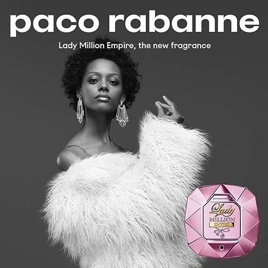 Paco Rabanne Lady million empire edp vapo 80 ml - 80 ml: Amazon.es