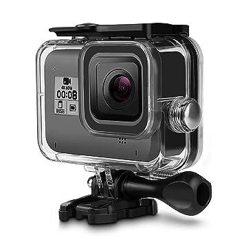 Amazon.com: iTrunk - Carcasa impermeable para GoPro Hero 8 ...