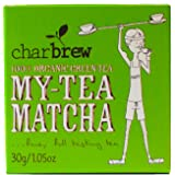 Charbrew Organic Matcha Green Tea Powder 30g (1.06oz) Highest Grade Ceremonial Japanese Organic Matcha Green Tea 137 X More Antioxidants Than Standard Green Tea Matcha Green Tea