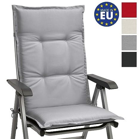 Beautissu cojín para sillas de Exterior, tumbonas, mecedoras ...
