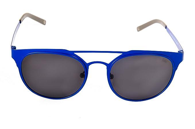 LOIS - Lois Lune BLU, Gafas de Sol Moda Unisex Metal, Azul ...