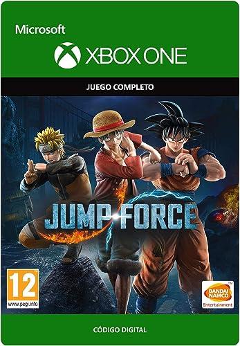 Jump Force | Xbox One - Download Code: Amazon.es: Videojuegos
