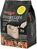 BAR-BE-QUICK Instant Light Charcoal 3KG