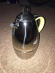 Amazon Com Minos Moka Pot Espresso Maker 6 Cup 10 Fl